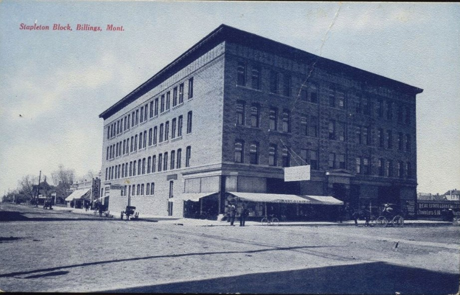 1910 Stapleton Building