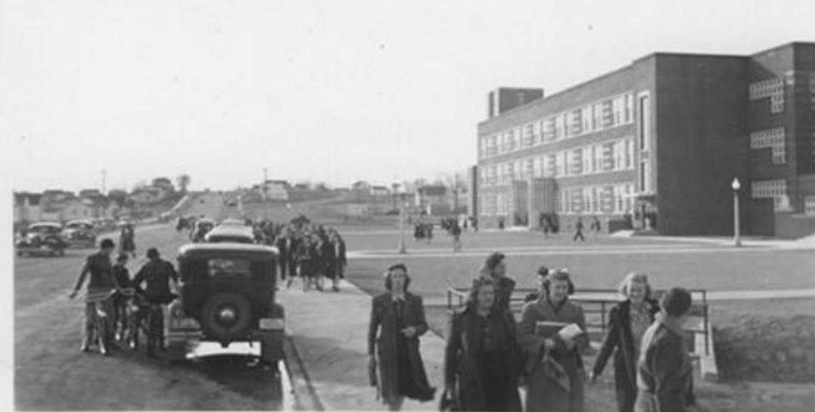 1939 or 1940 Senior High School